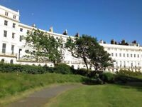 Charming 1 bed flat with conservatory and roof terrace by Hove seafront