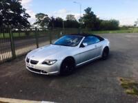 2004 BMW 6 SERIES CONVERTIBLE AUTO, 12 Months MOT, EXCELLENT RUNNER, £6,250
