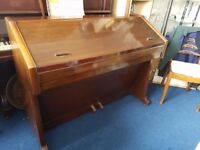 Challen Evans Miniature Upright Grand Piano
