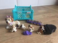 Rare vintage littlest pet shop Beethoven 2 puppy