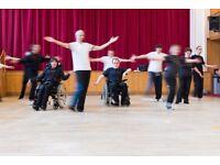 Disability Dance Heritage Ambassadors