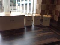 Lovely cream storage jars