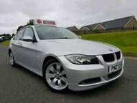 2006 BMW 320d SE 163bhp (Manual) 112k! Great Driving Car! Full Years MOT! 6 Months Warranty! Finance