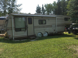 Travelaire 29' Low Profile 5th wheel