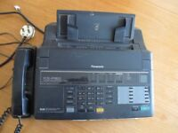 Panasonic Fax Machine KX F50 Working condition. Perfect for sending and receiving faxes.