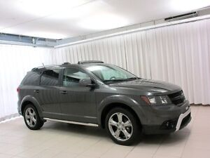 2016 Dodge Journey EXPERIENCE IT FOR YOURSELF!! CROSSROAD AWD SU