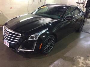 2016 Cadillac CTS Sedan Luxury Collection AWD 3.6L, V6 engine