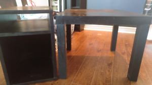 Side table and small table Ikea table d'appoint