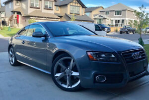 2012 Audi A5 2.0T w/NAV & 2nd Set of Wheels/Tires