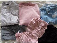 BUNDLE FEMININES CLOTHES SIZE 6