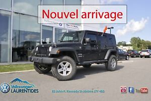 2014 Jeep Wrangler Sport Unlimited *SUBWOOFER*GR ELECT*A/C*MARCH