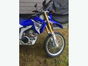 $6,800 · OBO 2014 YAMAHA WR250R with mods