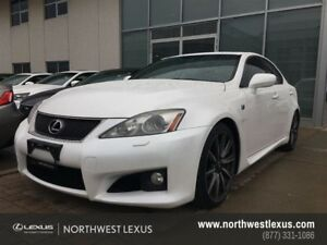 2009 Lexus IS-F SERIES 2 PACKAGE