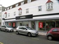Three storey commercial property to let