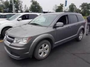 2012 Dodge Journey SE PLUS BLUETOOTH! $63/WK, 4.74% ZERO DOWN! C