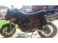 Ktm Duke 620 cc RARE BIKE
