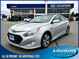 2012 Hyundai Sonata Hybrid Premium  - Navigation / Leather