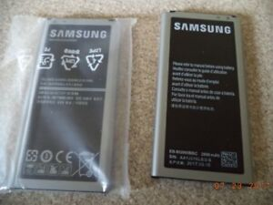 2 cell phone batteries