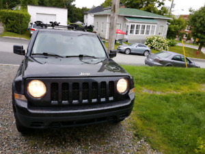 Jeep Patriot 2011 4x4 NORTH manuelle