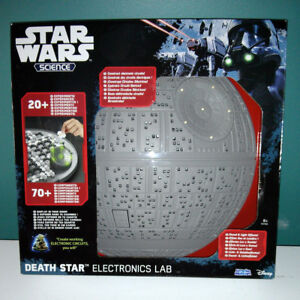 Star Wars Science Death Star Electronics Lab - New and Unopened