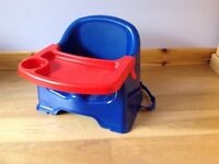 Baby booster seat