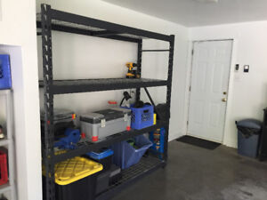 HEAVY DUTY Storage Rack - Garage / Shed