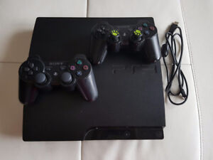 Ps3 with 16 games + 1 controller
