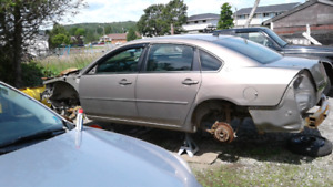 Parting out 07 impala