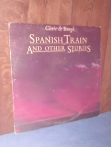 Chris de Burgh Record - Spanish Train and Other Stories