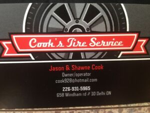 Cook's Tire Service