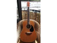 WESTFIELD ACOUSTIC GUITAR WF400N. STEEL STRING MARTIN COPY. PLAYS AND SOUNDS GREAT.
