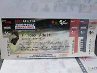 Moto gp tickets for 2