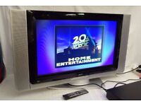ACER TV PC monitor, detacheable SURROUND SPEAKERS, FREE Sky+ HD box