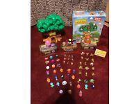 Moshi monster Collectibles With Moshlings TreeHouse + Go Go Collectibles