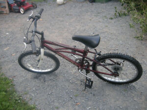 Boy's 6 Speed