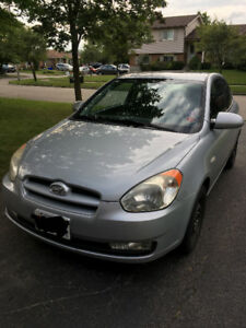 2007 Hyundai Accent GL Hatchback