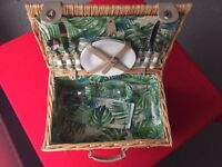 Picnic Hamper (Unused, Perfect Condition)