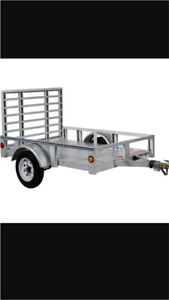 Looking for 4x6 UTILITY TRAILER