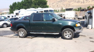 2003 ford f 150 short box 4x4