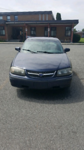 Chevrolet Impala 2000 only 79k Km