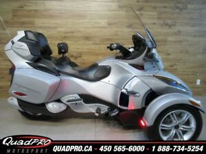 2010 Can-Am Spyder RT Limited SE5 73.14$/SEMAINE