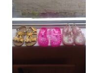 Girls sandles, never been worn