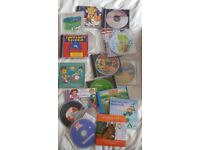 18 Children's Audio CD's