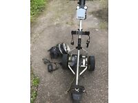 Pro Rider Electric Trolley