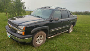 2004 Chevrolet Avalanche low kms