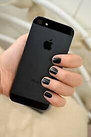 • WANTED - black iPhone 5s OR 5SE!