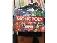 Marvel Monopoly brand new