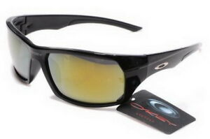 Oakley Active Protective Sunglasses Polished Black Frame
