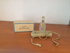 Vintage Perfume bottle (empty)