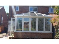 Conservatory Full Glass Roof 30mm Glass